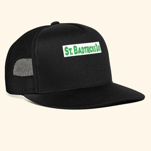 ST BADTRICKS DAY - Trucker Cap