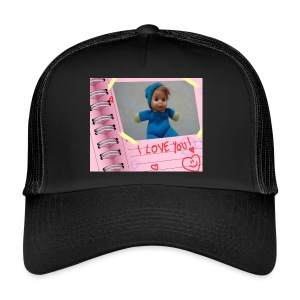 FIAMMIFERINO_LOVE-png - Trucker Cap