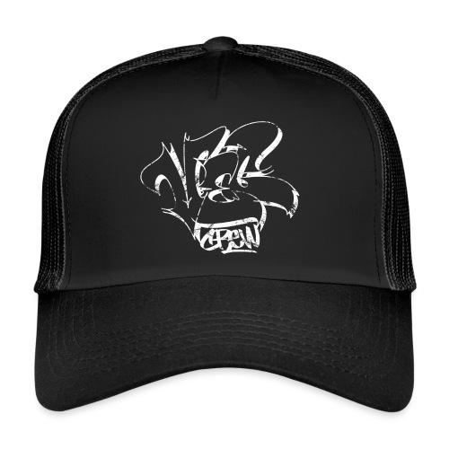 Throw Up VEC Graffiti Crew - Trucker Cap