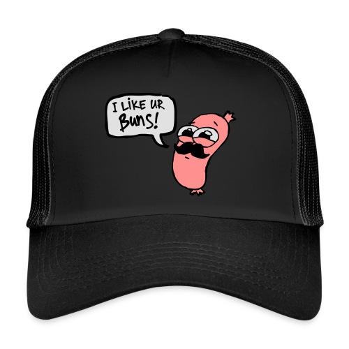 Mr. Sausage - Trucker Cap