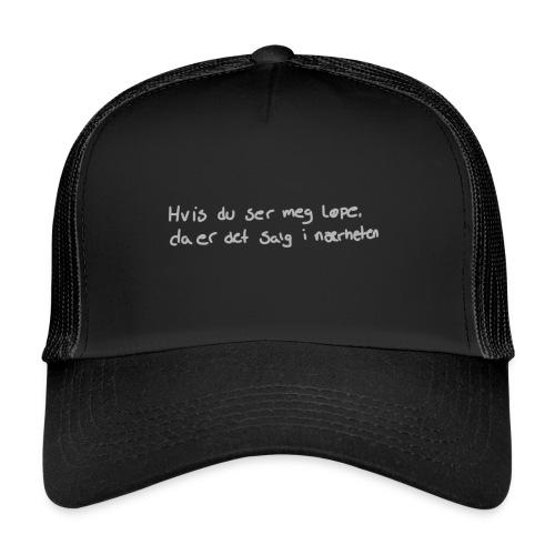 Salg løpe - Trucker Cap