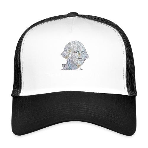 Il nostro logo in bianco - Trucker Cap