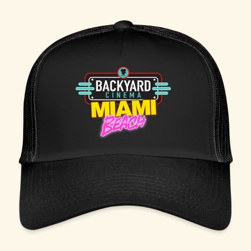 Miami Beach - Trucker Cap