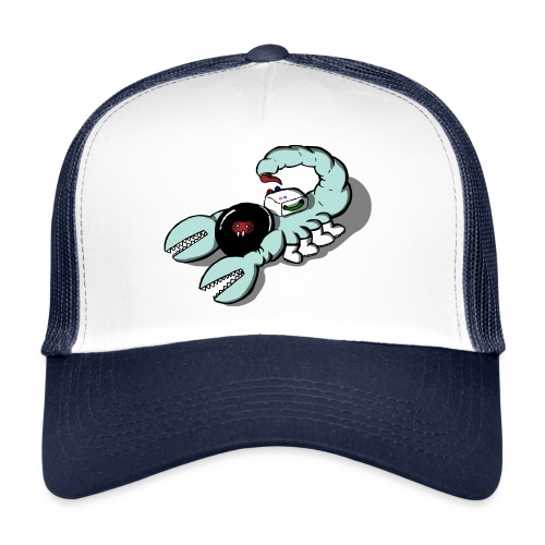 Space Scorpions?! (Colour) - Trucker Cap