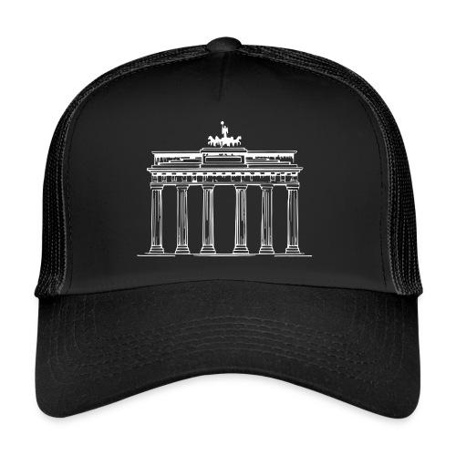 Brandenburger Tor Berlin Victoria Streitwagen - Trucker Cap