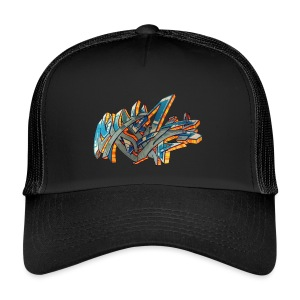 Srow wildstyle sensation 1 - Trucker Cap