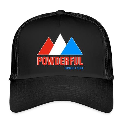 Powderful SweetSki - Trucker Cap