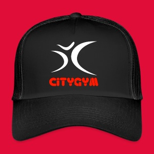CityGym Drawstring Gym Bag - Trucker Cap