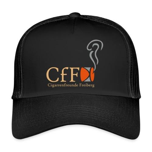 CfF Logo 2017-01f3 - Trucker Cap