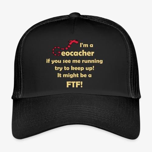 FTF-Jäger - Trucker Cap
