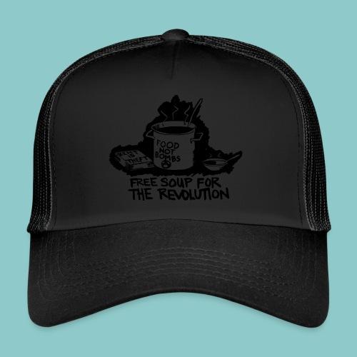 Wat een soepjurk! 2 - Trucker Cap