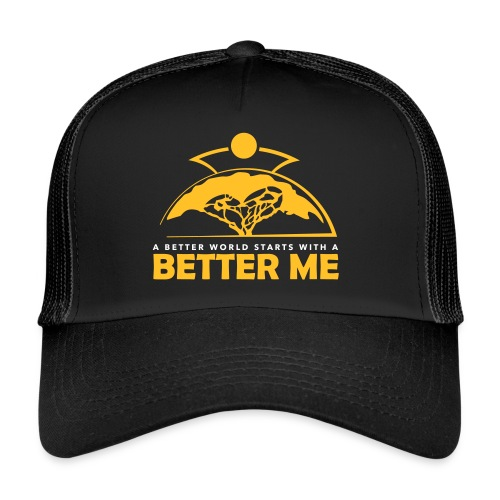 Better Me - Trucker Cap
