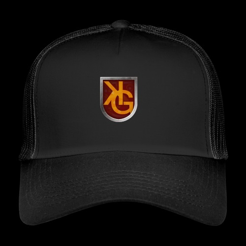 KG logo - Trucker Cap