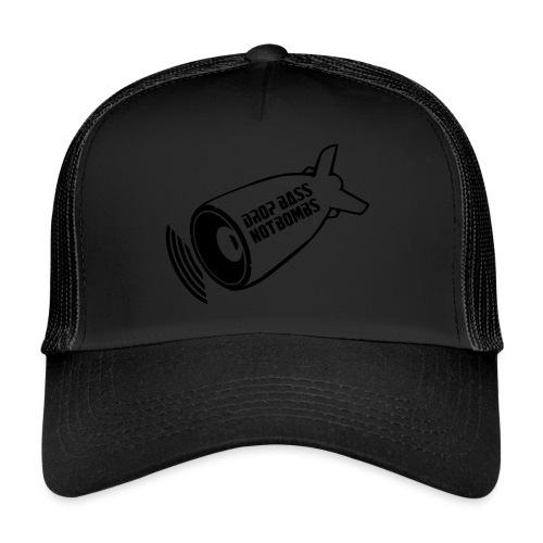 DBNB Black - Trucker Cap
