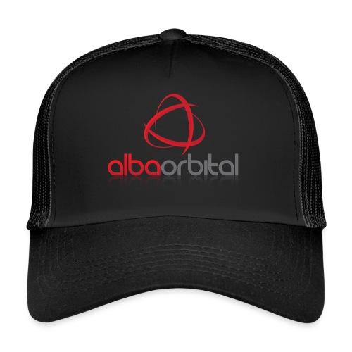 Alba Orbital's Offical Logo - Trucker Cap