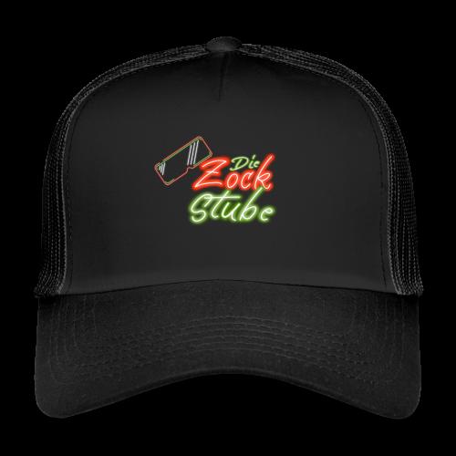 logo quadratisch - Trucker Cap