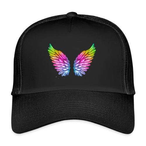 alas de colores - Gorra de camionero