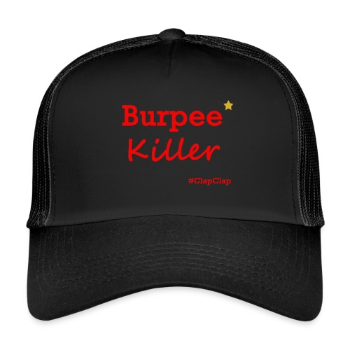 Burpee Killer Stern - Trucker Cap