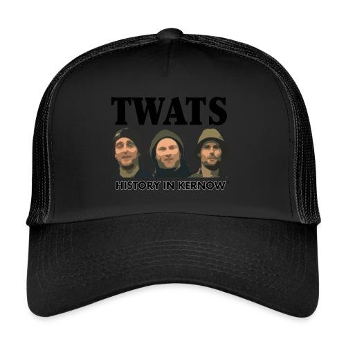 THE CREW TITLE TWATS - Trucker Cap