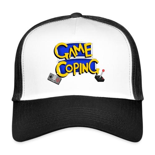 Game Coping Logo - Trucker Cap