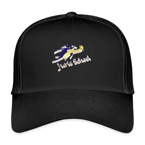 Juris School 3d - Trucker Cap