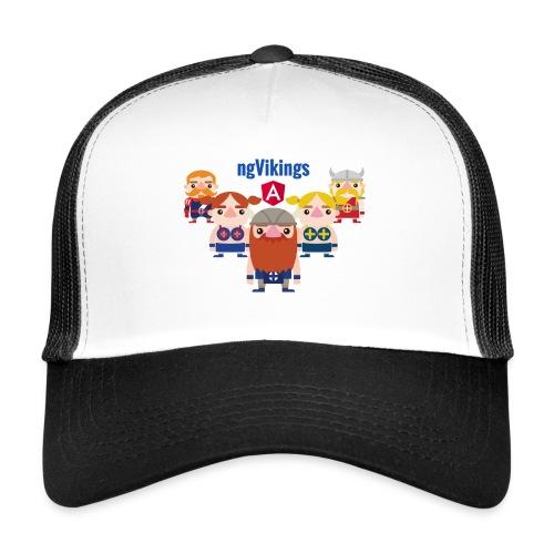 Viking Friends - Trucker Cap