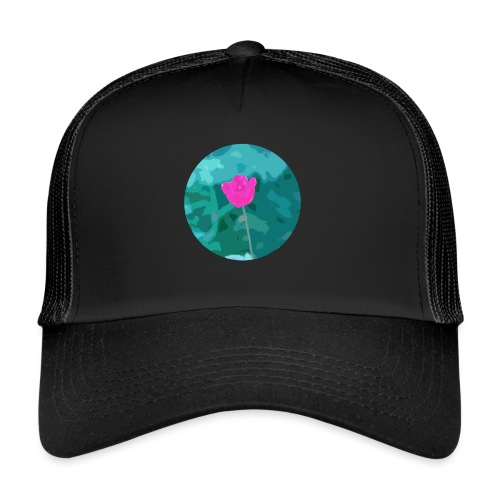 Flower power - Trucker Cap
