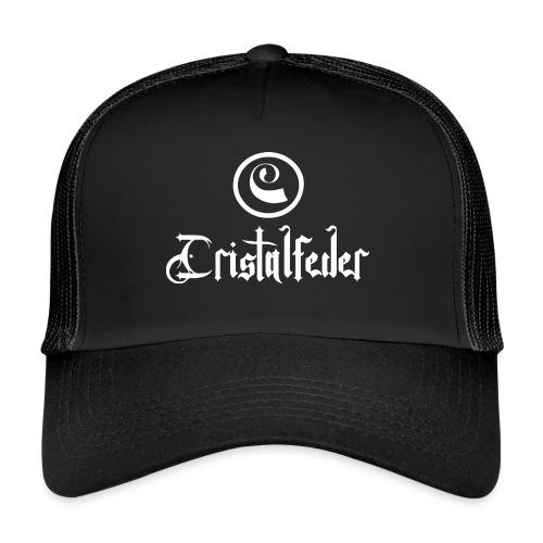 Baseballkappe ²Cristalfeder - Trucker Cap