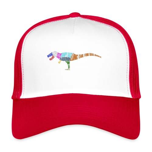 DINOSAUR - Trucker Cap