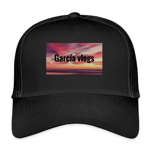 Garcíavlogs - Gorra de camionero