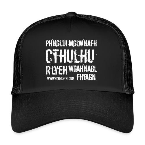Cthulhu - Trucker Cap