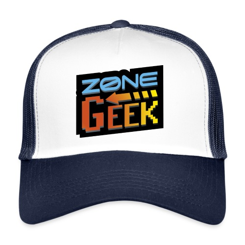 NEW Logo T-Shirt Femme - Trucker Cap