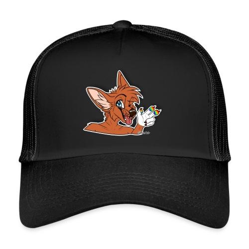 GlitchMutt's Avery Miller - Trucker Cap