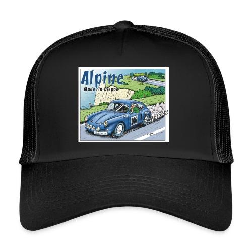 Polete en Alpine 106 - Trucker Cap
