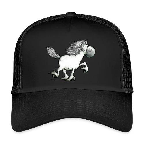 white_horse - Trucker Cap