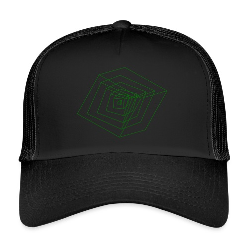 Cubes - Trucker Cap