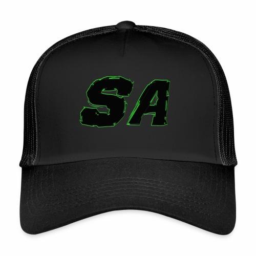 Svart SA Logo - Trucker Cap