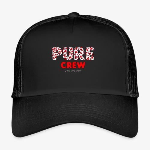 PureCrew-Style Design - Trucker Cap