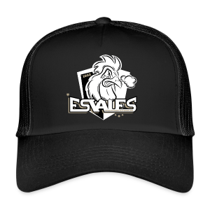 EsVauEs - gold, HG - hell - Trucker Cap