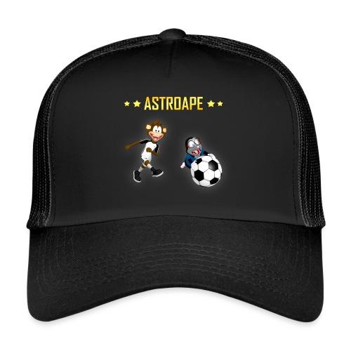 Astroape Moley Toschuss - Trucker Cap