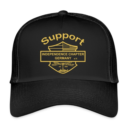 Support Indis gold - Trucker Cap