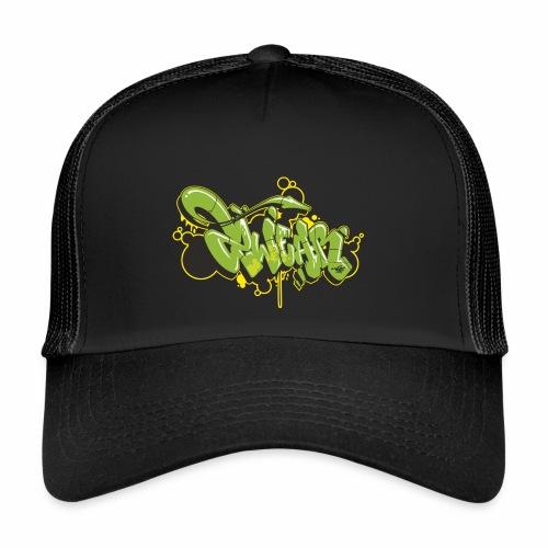 2wear Green Mesk style √ - Trucker Cap