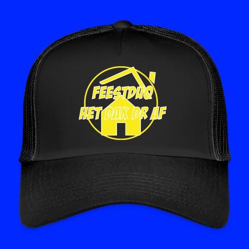 Geel Logo - Trucker Cap