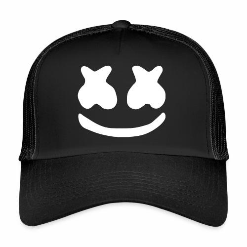 Marshmello logo - Trucker Cap
