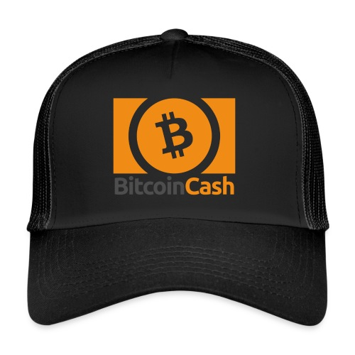 Bitcoin Cash - Trucker Cap