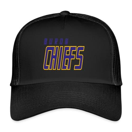 Chiefs-Logo-Neu-groß - Trucker Cap