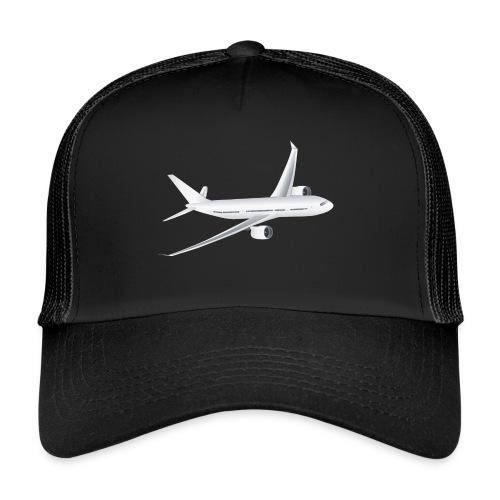 Flugzeug - Trucker Cap