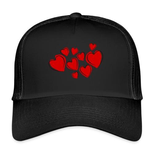 hearts herzen - Trucker Cap