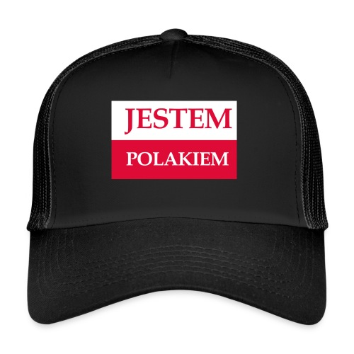 Jestem Polakiem - Trucker Cap