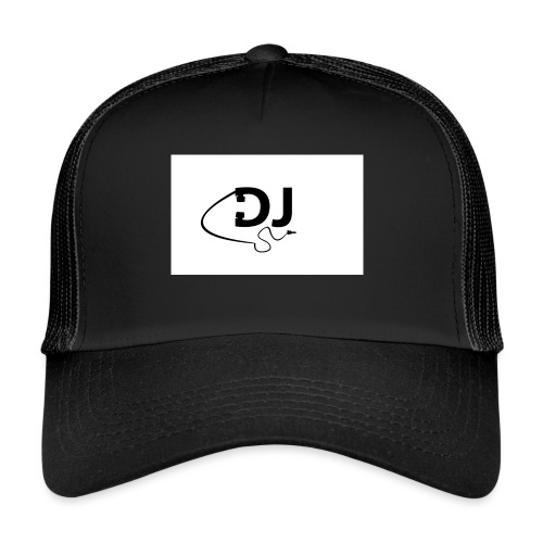 DJ Casque - Trucker Cap
